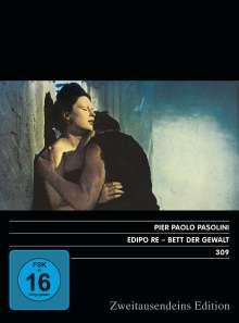 Edipo Re - Bett der Gewalt, 2 DVDs