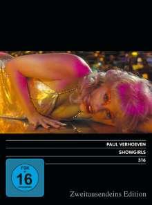 Showgirls, DVD