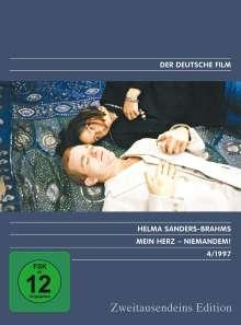Mein Herz - niemandem!, DVD