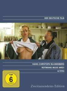 Rotwang muß weg!, DVD