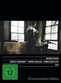 JFK, DVD