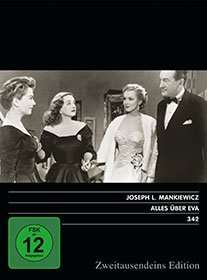 Alles über Eva, DVD