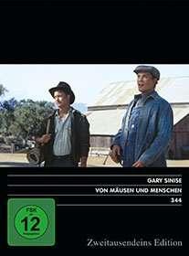 Von Mäusen und Menschen, DVD