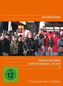 Charlotte Rampling - The Look (OmU), DVD