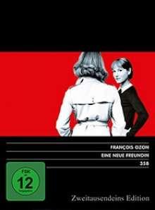 Eine neue Freundin, DVD