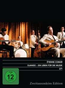Django - Ein Leben für die Musik, DVD