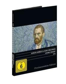 Loving Vincent, DVD