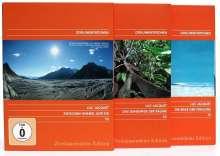 Luc Jacquet Set, 3 DVDs