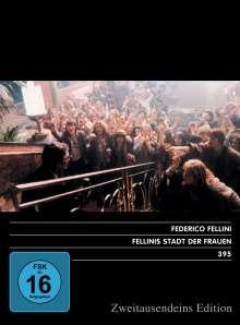 Fellinis Stadt der Frauen, DVD