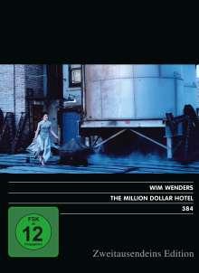 The Million Dollar Hotel, DVD