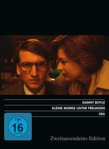 Kleine Morde unter Freunden, DVD
