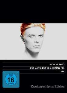 Der Mann, der vom Himmel fiel, DVD