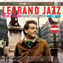 Michel Legrand (1932-2019): Legrand Jazz (180g) (Limited Numbered Edition) (45 RPM), 2 LPs