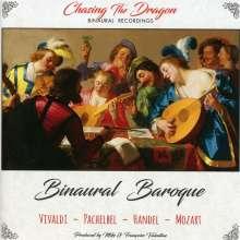 Binaural Baroque, CD