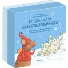 Anne Hassel: Die kleine Maus im Weihnachtswichtelwunderland (Neuauflage), Kalender