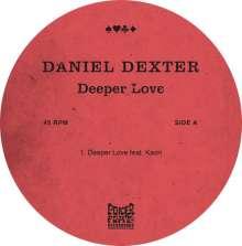 """Daniel Dexter: Deeper Love (12''/180g), Single 12"""""""