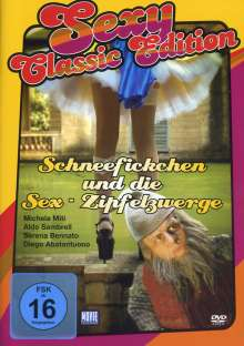Schneefickchen und Sex-Zipfelzwerge, DVD