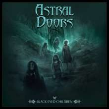 Astral Doors: Black Eyed Children (Limited-Deluxe-Edition), CD