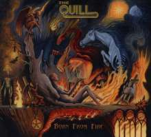 The Quill: Born From Fire, CD