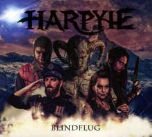 Harpyie: Blindflug (Re-Recorded), 2 CDs