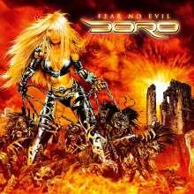 Doro: Fear No Evil (Re-Release), CD