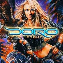 Doro: Fight (Limited-Edition) (Splatter Vinyl), LP