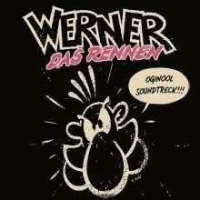 Werner - Das Rennen, CD