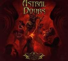 Astral Doors: Worship Or Die, CD