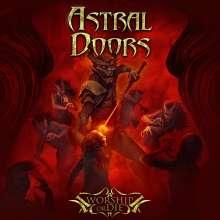 Astral Doors: Worship Or Die (Limited-Edition) (Red Vinyl), LP