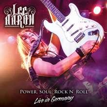 Lee Aaron: Power, Soul, Rock N'Roll: Live In Germany, 1 CD und 1 DVD