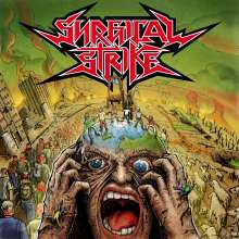 Surgical Strike: Part Of A Sick World, CD