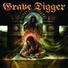 Grave Digger: The Last Supper (Translucent Red Vinyl), LP