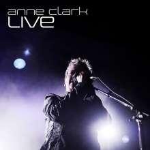 Anne Clark: Live, 1 DVD und 1 CD