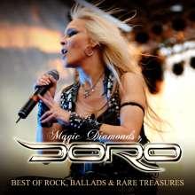 Doro: Magic Diamonds, 3 CDs