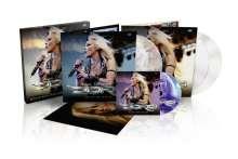 Doro: Magic Diamonds (Limited Edition Boxset) (Clear & White Vinyl), 4 LPs und 1 CD