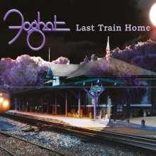 Foghat: Last Train Home (Limited Edition) (Transparent Blue Vinyl), 2 LPs