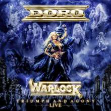 Doro: Warlock - Triumph and Agony Live, 1 CD und 1 Blu-ray Disc