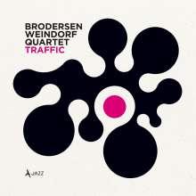Brodersen Weindorf Quartett: Traffic (Limited Numbered Edition), CD