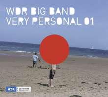 WDR Big Band Köln: Very Personal Vol.1, CD