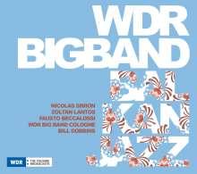 WDR Big Band Köln: Balkan Jazz (Special Edition), CD