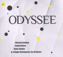 Cologne C. Jazz Orch./Brückner: Odyssee (Special Edition), 2 CDs