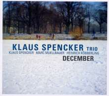 Klaus Spencker: December, CD