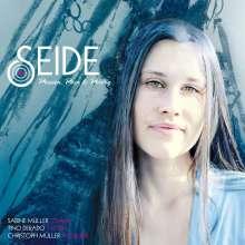 Seide (Sabine Müller): Passion, Pain & Poetry, CD