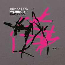 Kristina Brodersen & Tobias Weindorf: Rabaneo, CD