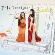 Folk Tassignon/Tassignon,Sophie/Folk,Susanne: Dancing On The Rim, CD