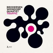 Brodersen Weindorf Quartett: Traffic, CD