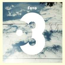 Favo (Falk Breitkreuz & Volker Schlott): favo 3, CD
