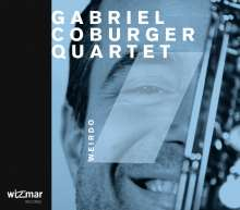 Gabriel Coburger Quartet: Weirdo (Special Edition), CD
