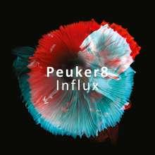 Peuker8: Influx, CD