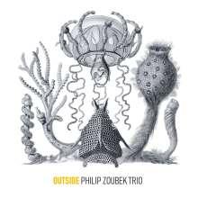 Philip Zoubek (geb. 1978): Outside, CD